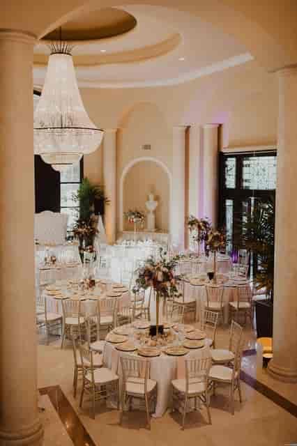 vip estate wedding