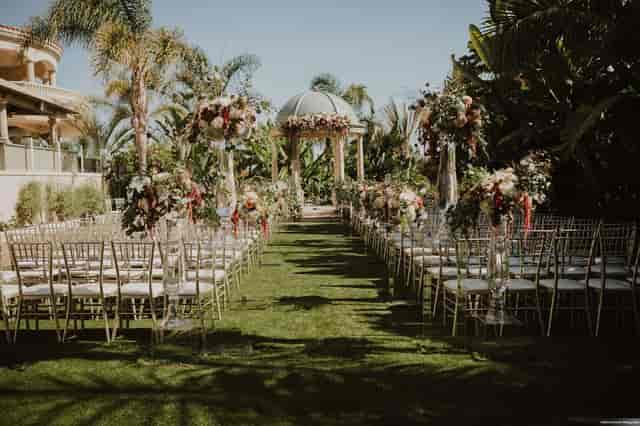 vip estate ceremony