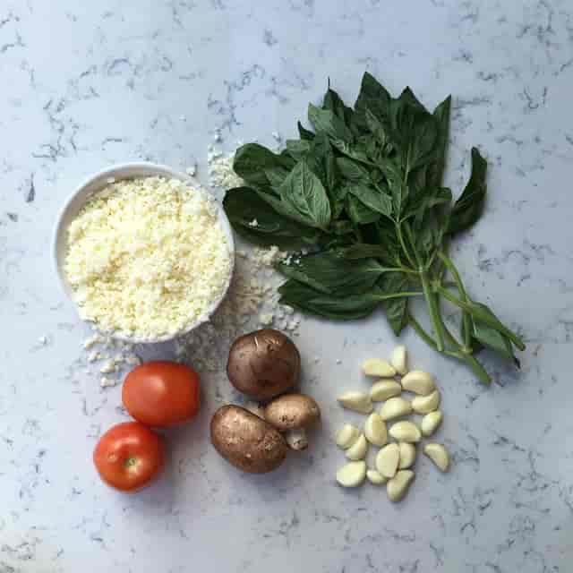 pizza pasta Italian dine in restaurant Ingredients