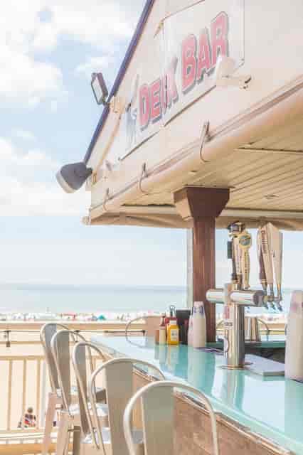 bar on beach