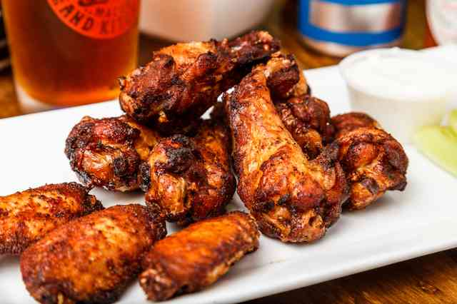 Piedmont Chicken wings