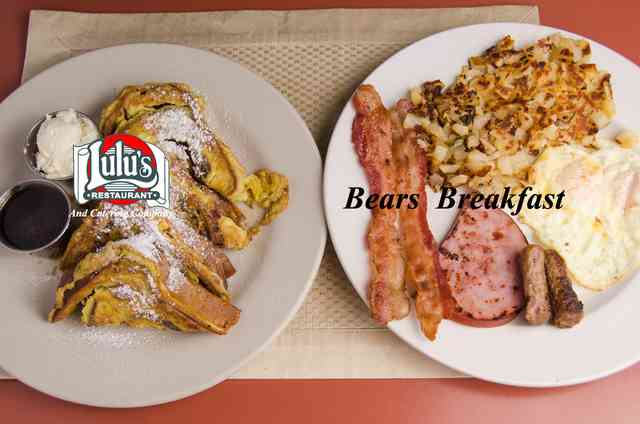 Bears Breakfast