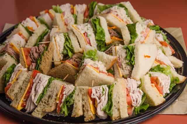 sandwich platter
