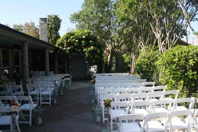 Wedding event seating