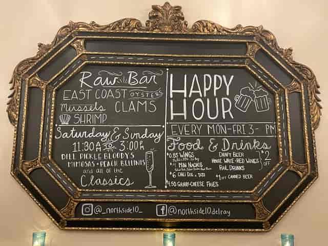 Happy Hour Board