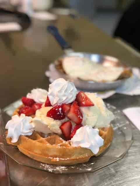 waffle deluxe