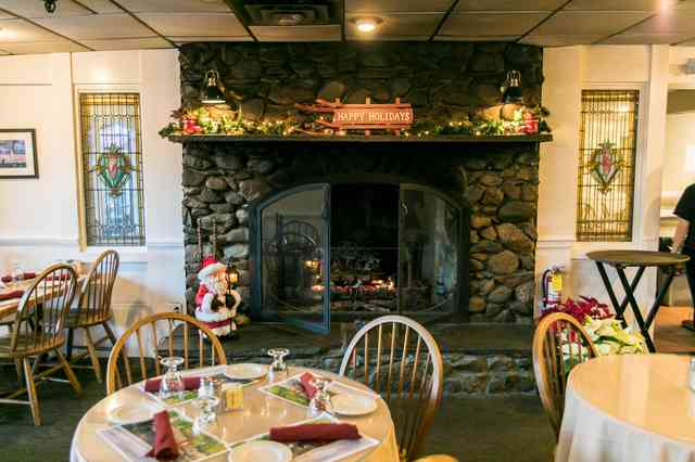 one of wimpy's fireplaces