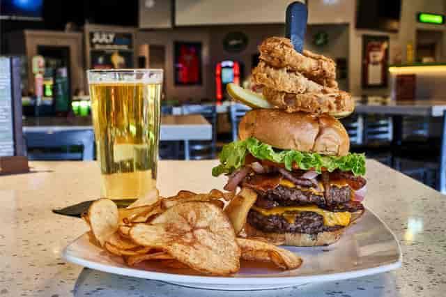 tapout burger