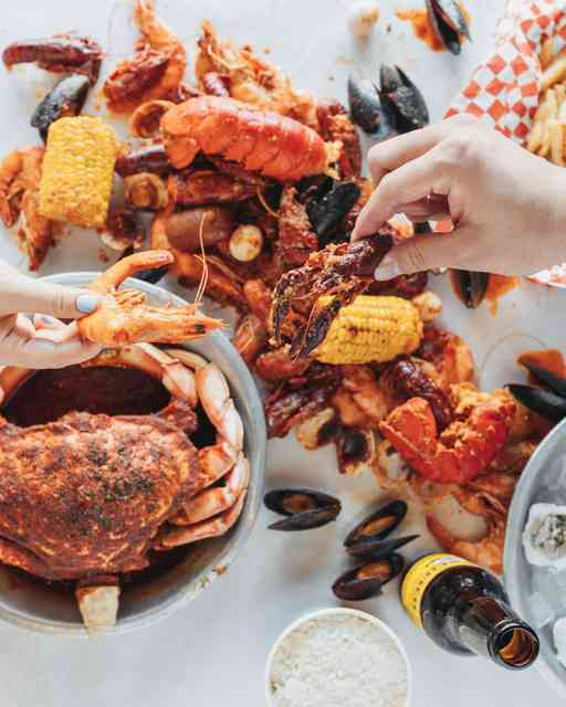 Crab N Spice Spread
