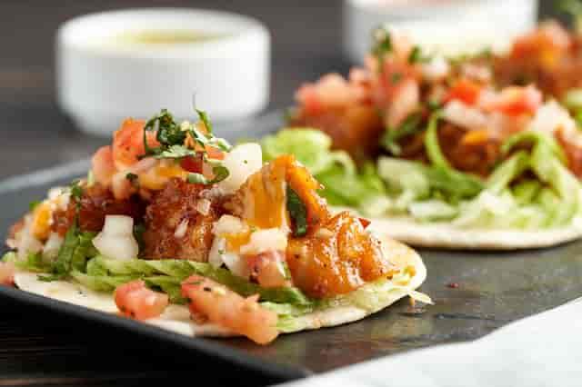 Best Chicken Tacos