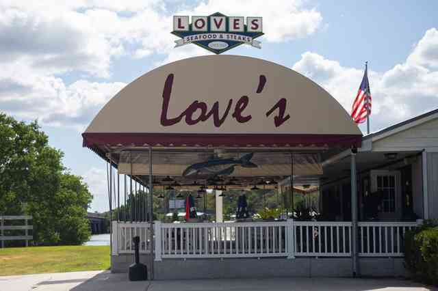 Love's awning