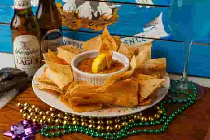 Nola's Seafood Dip