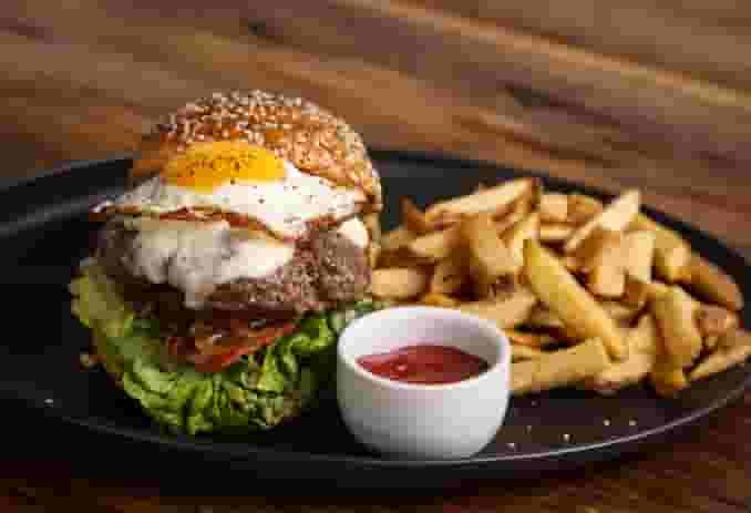 Michael's Brunch Burger