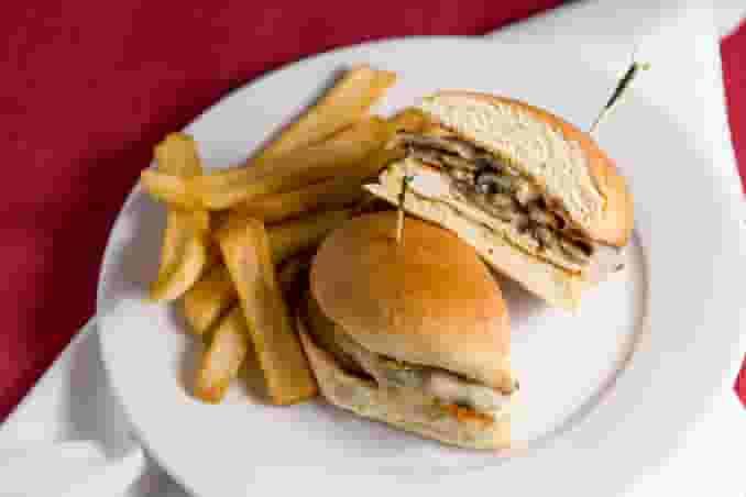 grilled chix sandwich