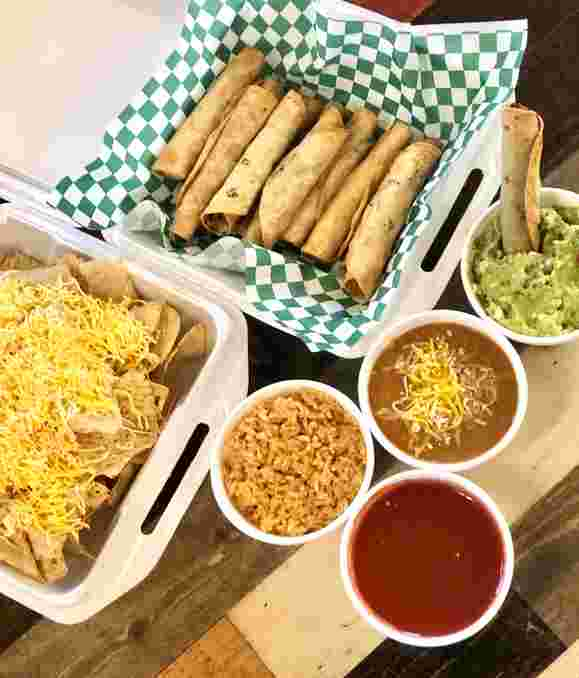 Weekly Special 03/23-03/29: Taquito Family Meal