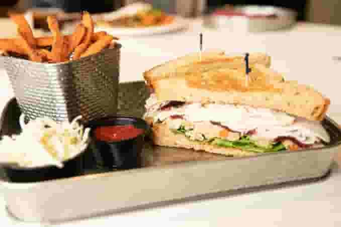 Turkey Grandwich
