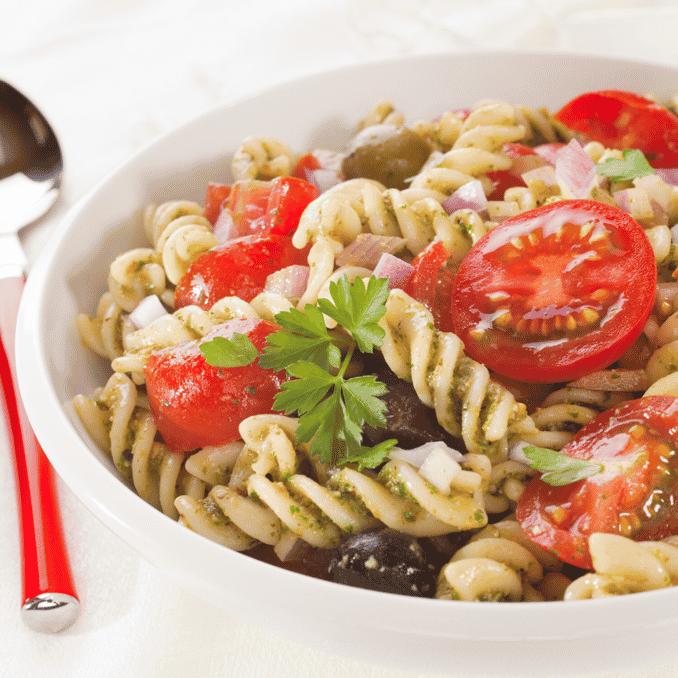 Tri-color Pasta Salad