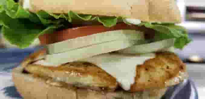 BYO Chicken Sandwich