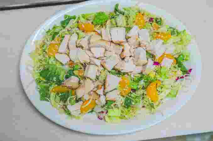 Chinese Chicken Salad (Healthy Choice)