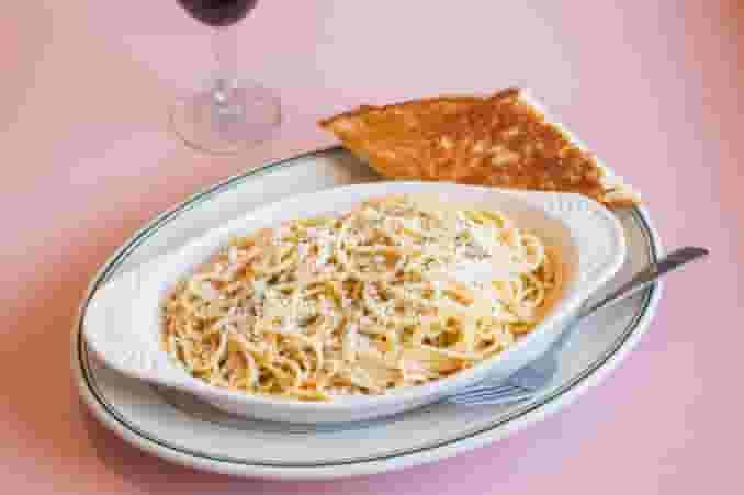 Spaghetti Myzithra