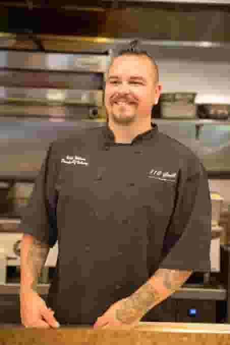 Meet Elliot Williams, Director of Culinary