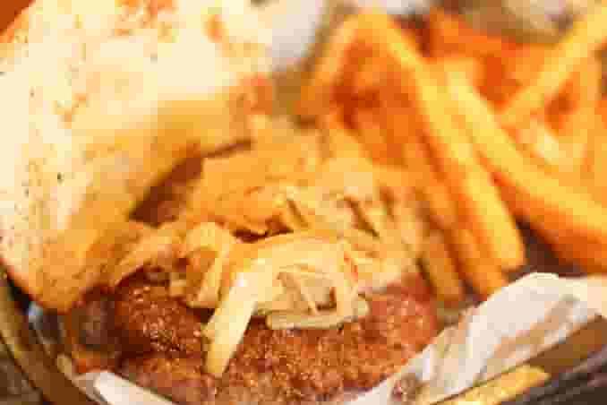 Captain's Burger