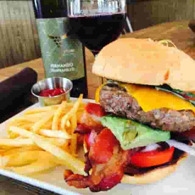 Ranch Burger