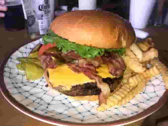 Fire House Burger