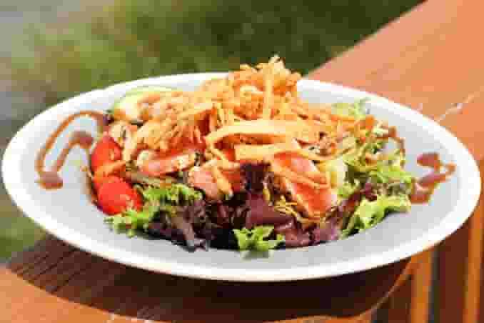 Sesame Ginger Salad