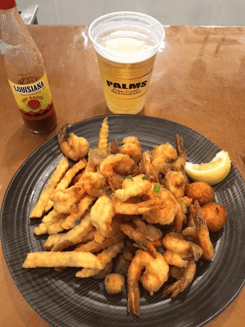 Fresh Mayport Shrimp