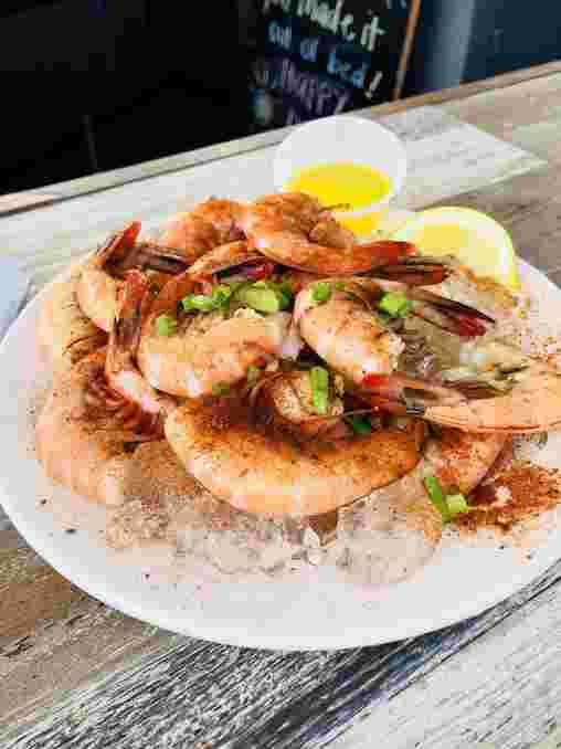 Mayport Peel N' Eat Shrimp