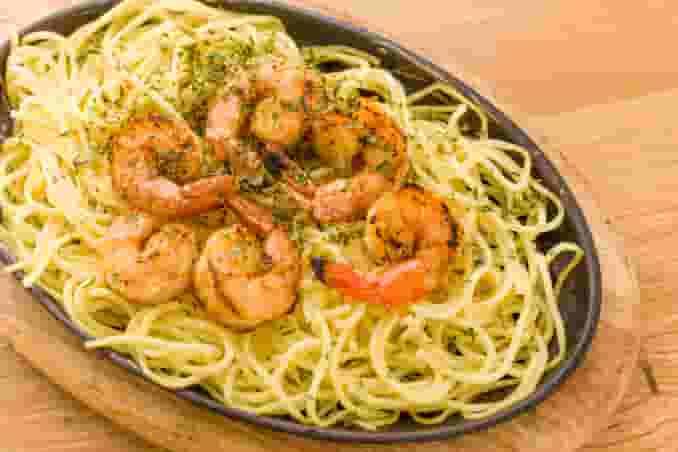 House Garlic Noodle