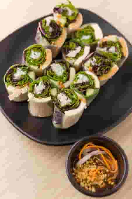 Tofu Fresh Rolls
