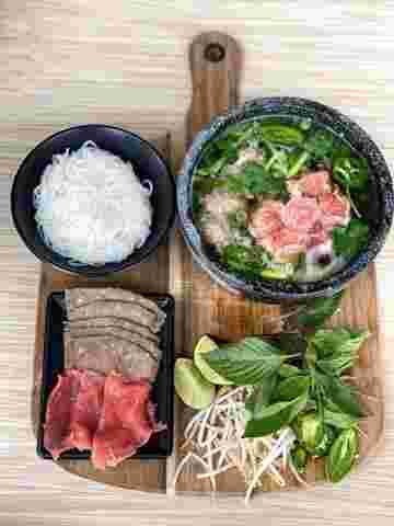 The Oxtail PHO Hot Pot