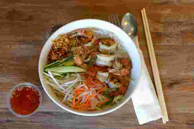 Grilled Bowl