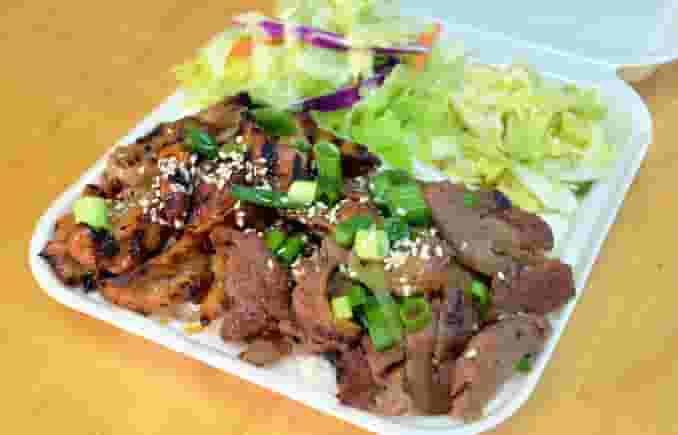 Chicken & Pork Combo