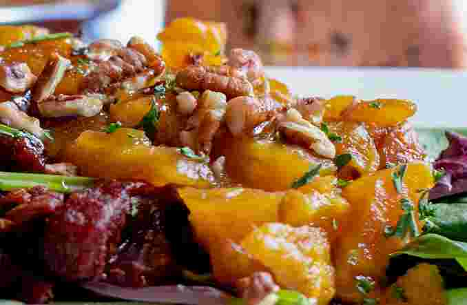 Roasted Red & Golden Beets