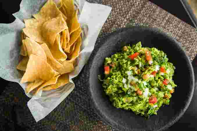 Fresh Tableside Guacamole