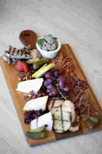 The Winery Charcuterie & Artisanal Cheese