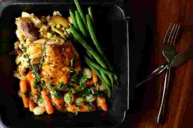 Ashley Farms Roasted Chicken Breast
