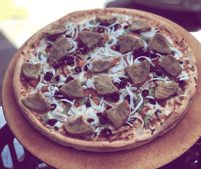 Veggie Special Pizza