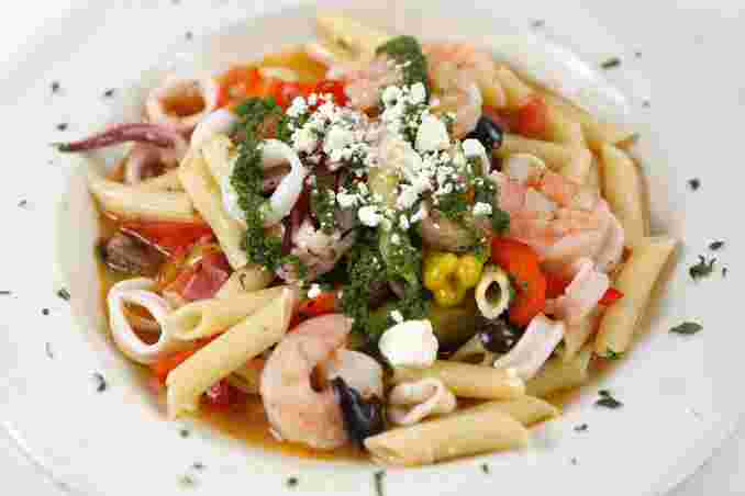 Penne Greco**