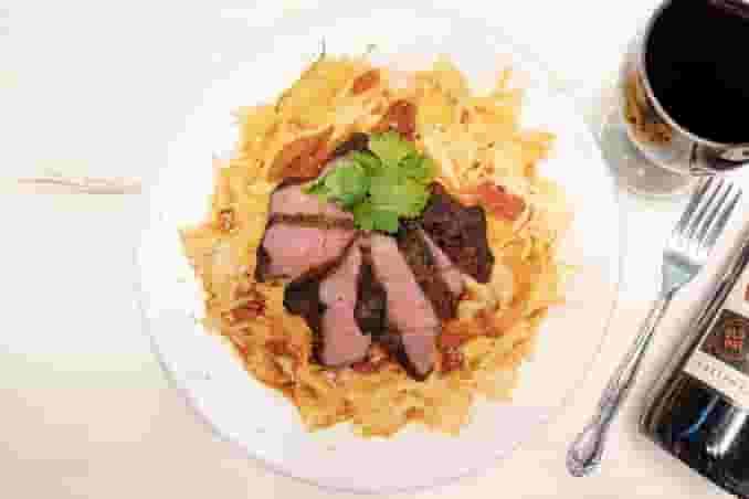 Sun Dried Tomato & Steak