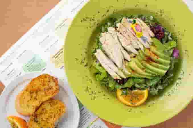 Jack Salad
