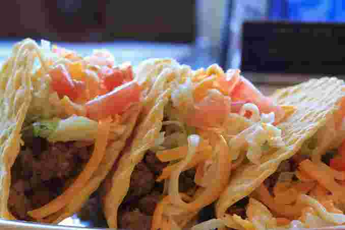 Traditional Tacos