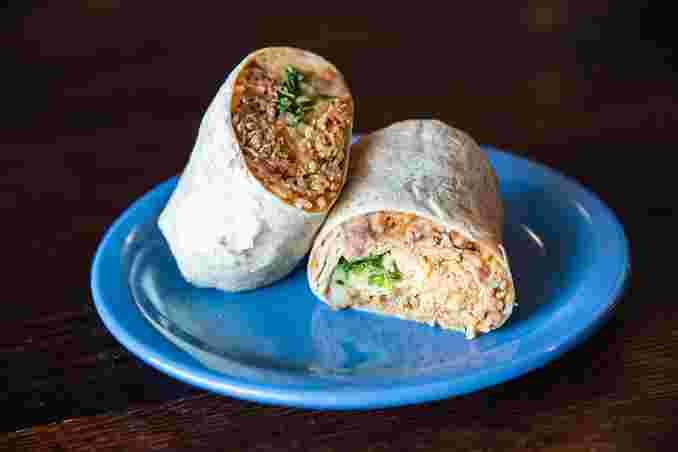 Pulled Chicken Burrito/Bowl