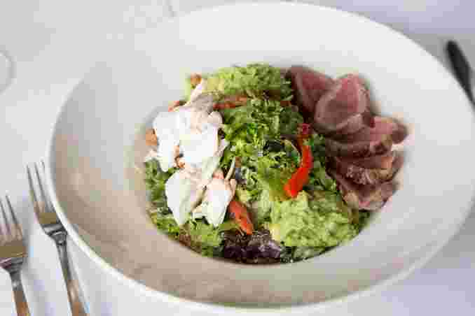 Surf & Turf Entrée Salad