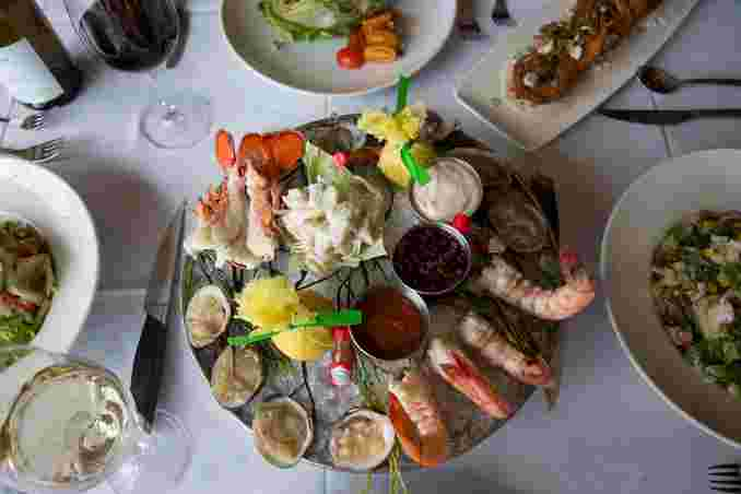 Grand Shellfish Platter
