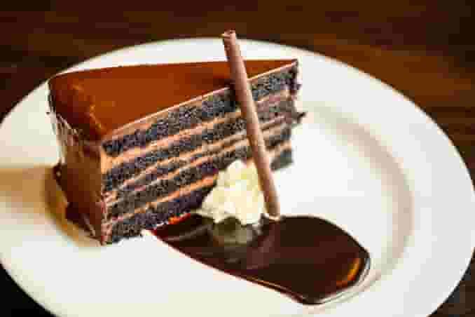 Tavern Chocolate Cake