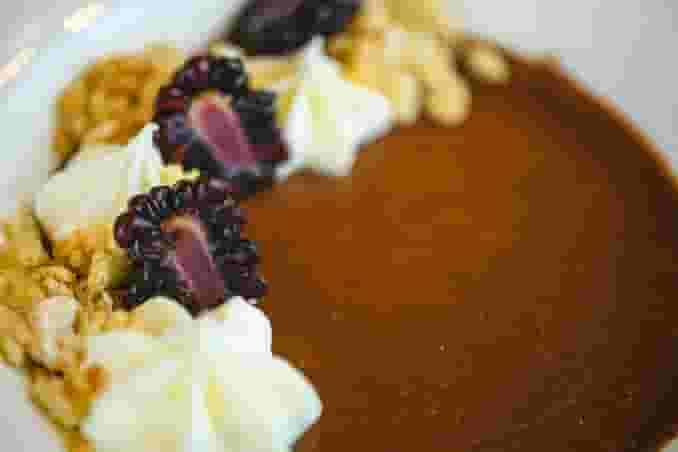 Chocolate Budino